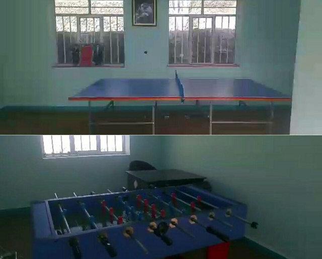تبدیل یک مدرسه متروکه در بهاباد به مکانی تفریحی