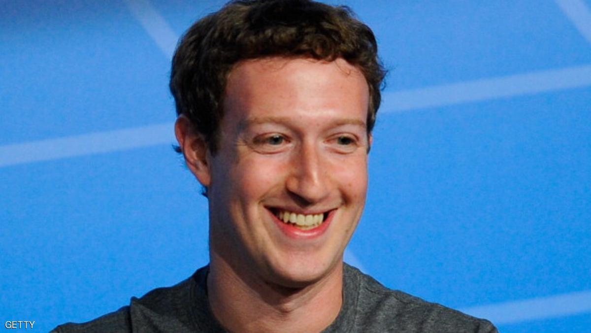 افزایش 5 میلیون دلاری ثروت مالک فیسبوک در دو هفته