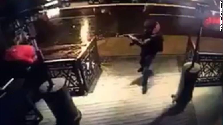 دستگیری عامل حمله شب سال نو استانبول
