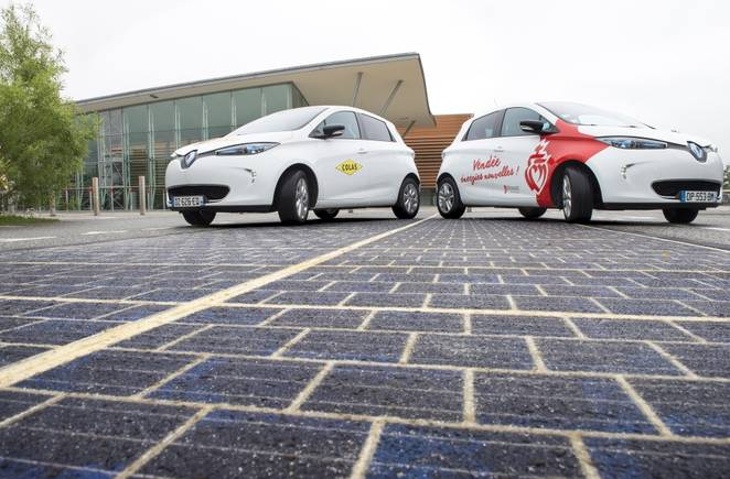فرانسه میزبان اولین جادههای خورشیدی میشود
