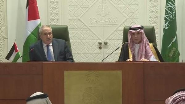 وزیر خارجه عربستان سعودی: حشد الشعبی عراق تحت فرمان افسران ایران است