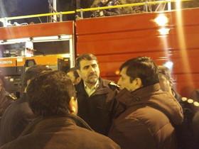 پلیس تهران: محدودیتهای ترافیکی در محدوده