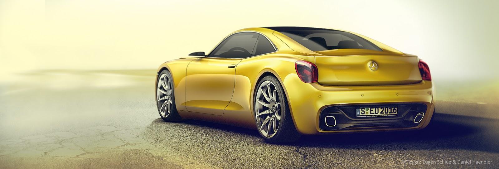 ترکیب طراحی گذشته و آینده: مرسدس 350 SE