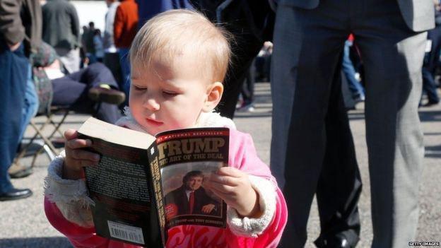 کدام کتابها پس از «ترامپ» پرفروش شدند؟