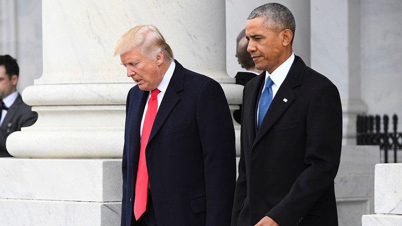 افزایش اعتراضات بر ضد فرمان جنجالی ترامپ/ اوباما هم از معترضان حمایت کرد