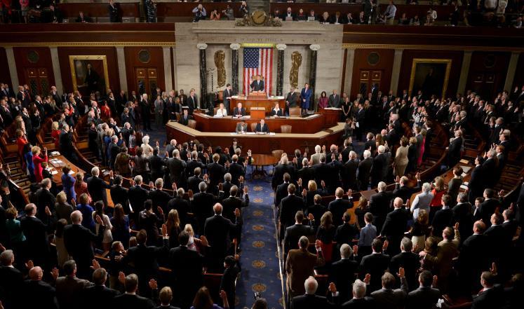 آماده شدن پیش نویس حمله نظامی به ایران در کنگره امریکا