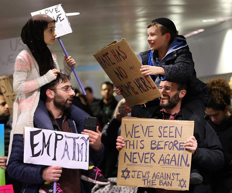 تصویری که مسلمان ها و یهودی ها را به هم نزدیک می کند (+عکس)