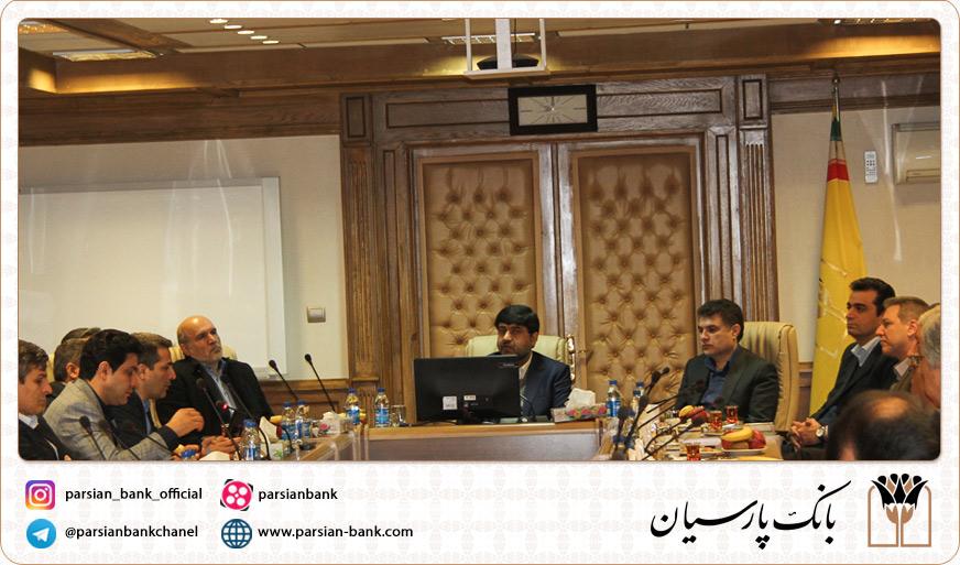 رونمایی از 7 محصول جدید الکترونیکی بانک پارسیان