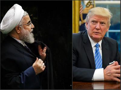 ترامپ؛ مهمترین رقیب روحانی