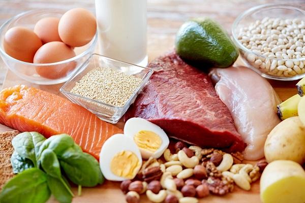 عوارض جانبی منفی مصرف ناکافی پروتئین