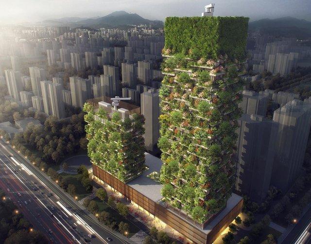 راهکار جدید چین برای مقابله با آلودگی هوا (+عکس)