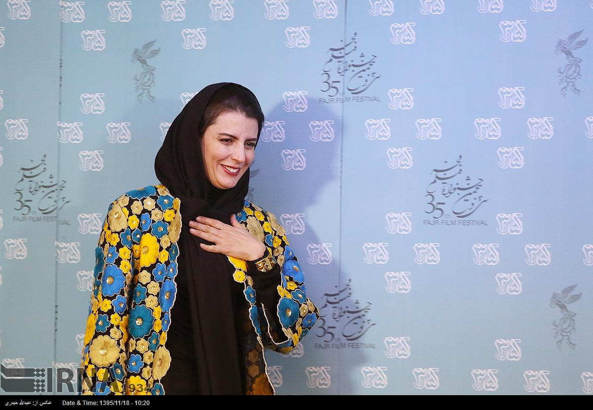 جشنواره فجر لیلا حاتمی