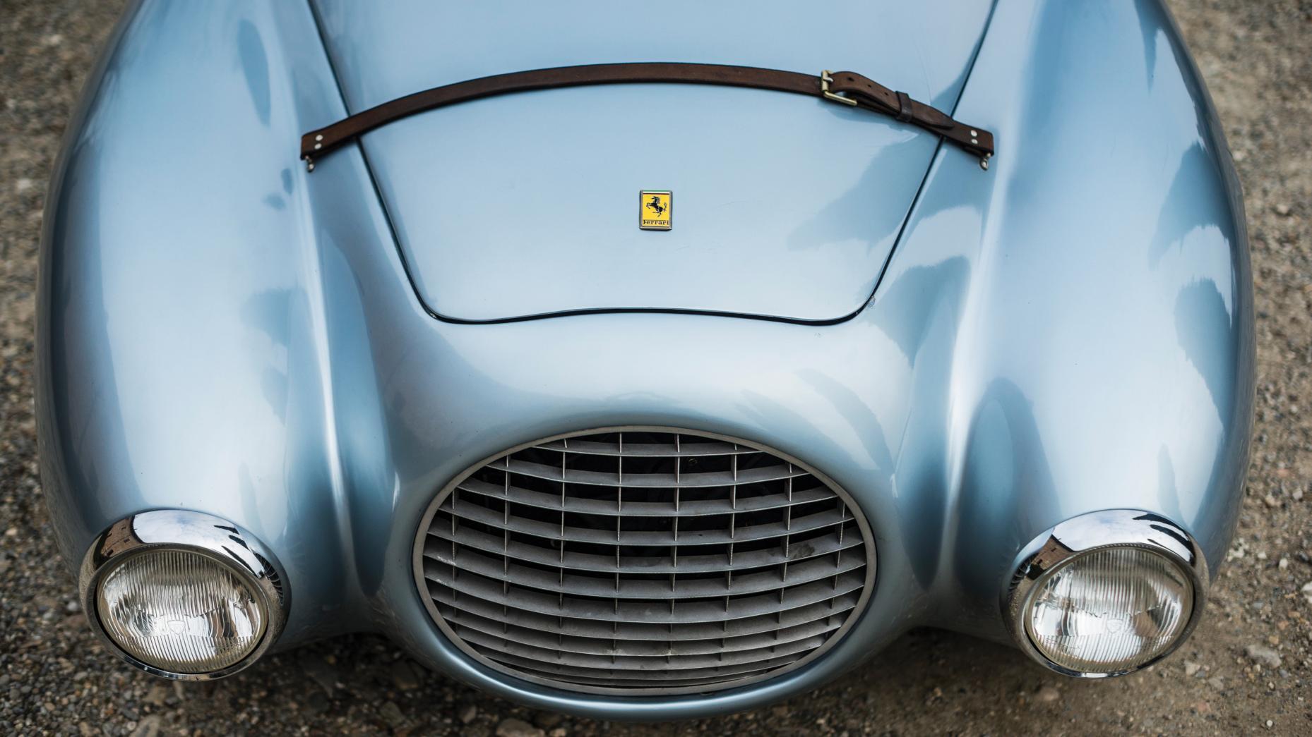این خودرو تاریخ ایرودینامیک فراری را تغییر داد و اینک 4 میلیون پوند می ارزد