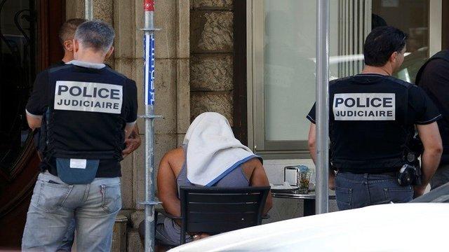 دستگیری 4 تن در فرانسه به اتهام طرحریزی عملیات انتحاری