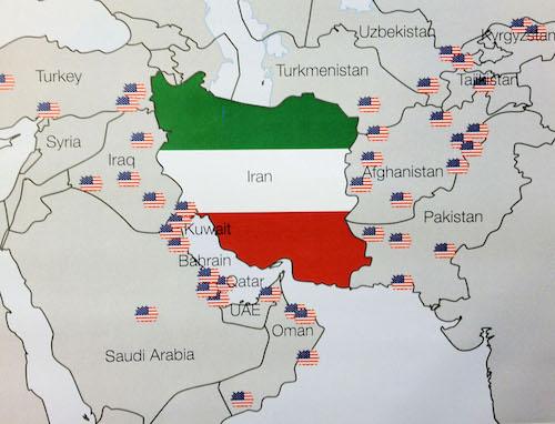11 نشانه جنگ قریب الوقوع آمریکا با ایران