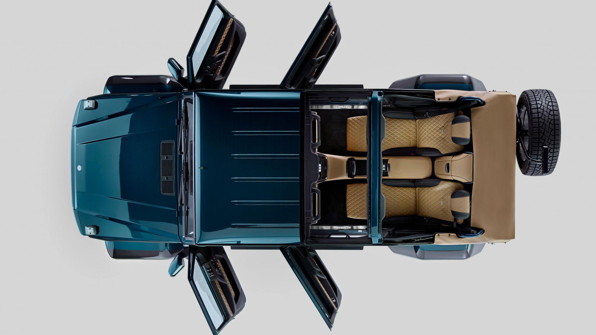 ترکیب دو دست قدرتمند بنز در یک خودرو/ آشنایی با این بنز نفس را بند میآورد