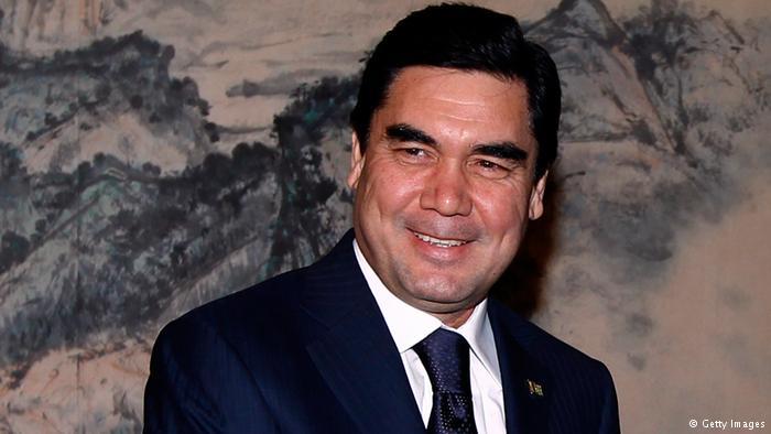 محمداف برای سومین بار رئیسجمهور ترکمنستان شد
