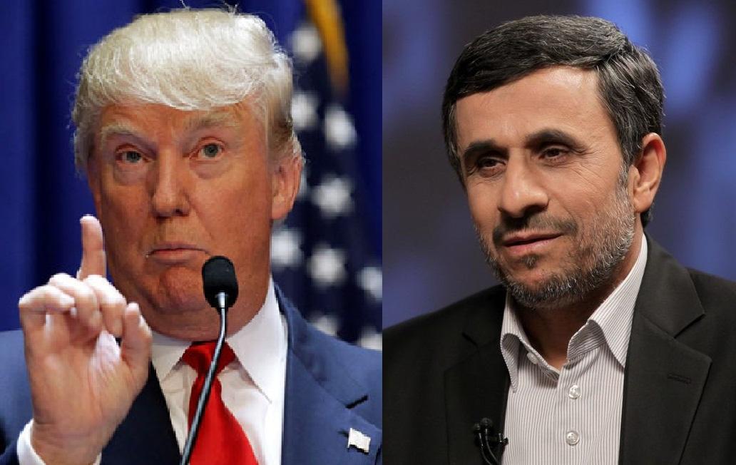 مدیریت جهان احمدی نژاد و  دیوار ترامپ