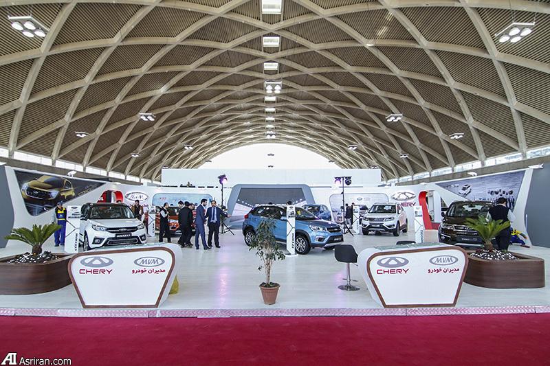 ایران اولین بازار صادراتی خودروهای چری/ 2 خودروی جدید چری سال آینده به بازار ایران می آید (+اسامی)