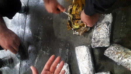 کشف 6 کیلوگرم تریاک در گمرک فرودگاه امام خمینی