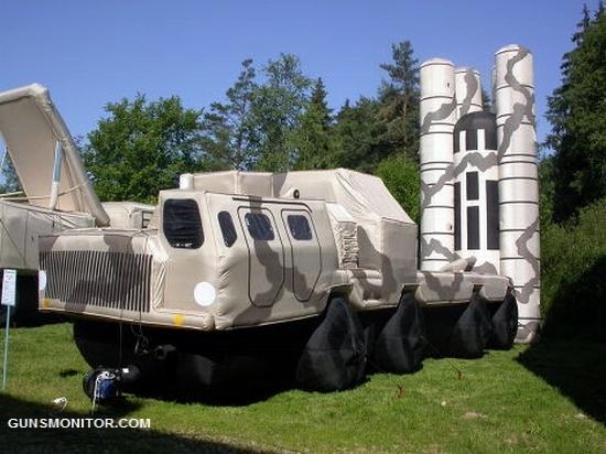 قدرت بادی ارتش روسیه!(+عکس)