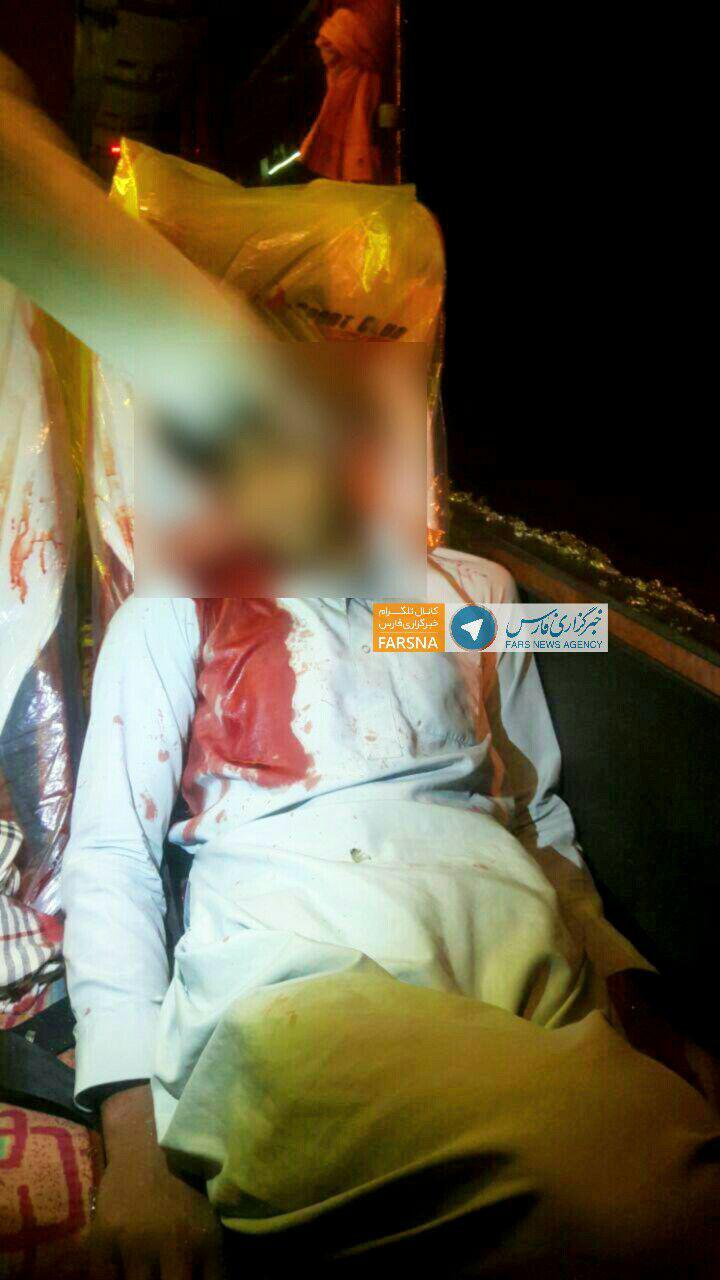 تیراندازی به اتوبوس ایرانشهر - بندرعباس/ یک کشته