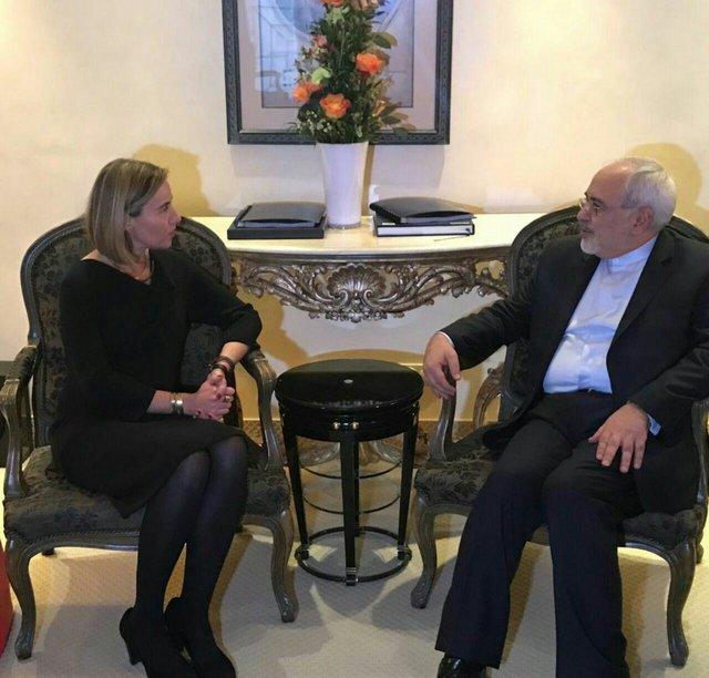 سخنگوی وزارت خارجه: ظریف با وزیر خارجه آمریکا دیدار نمیکند