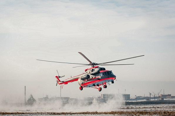 مدل جدید هلیکوپتر سردسیری روسها (+عکس)