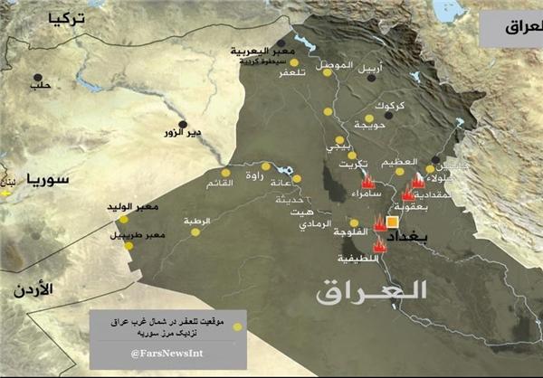 انفجار انتحاری غرب فلوجه عراق را لرزاند