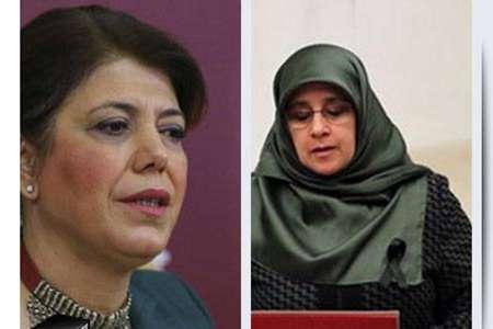 2 نماینده مجلس ترکیه دستگیر شدند
