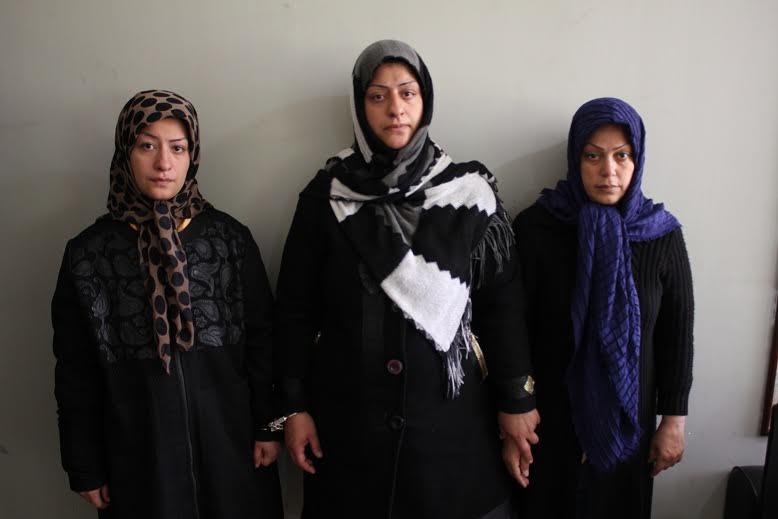 3 زن دزدان طلا فروشی های تهران/ اعتراف سالومه، سحر و نگار به دهها فقره سرقت (+عکس)