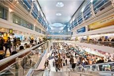فرودگاه دبی در یک ماه 8 میلیون مسافر جابهجا کرد