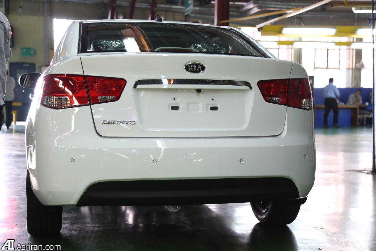 سایپا قیمت سراتوی آپشنال را اعلام کرد/ جزئیات آپشن های جدید خودرو (+عکس)