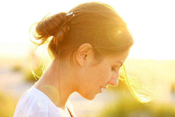 تاثیرات شگفت انگیز خورشید بر بدن انسان