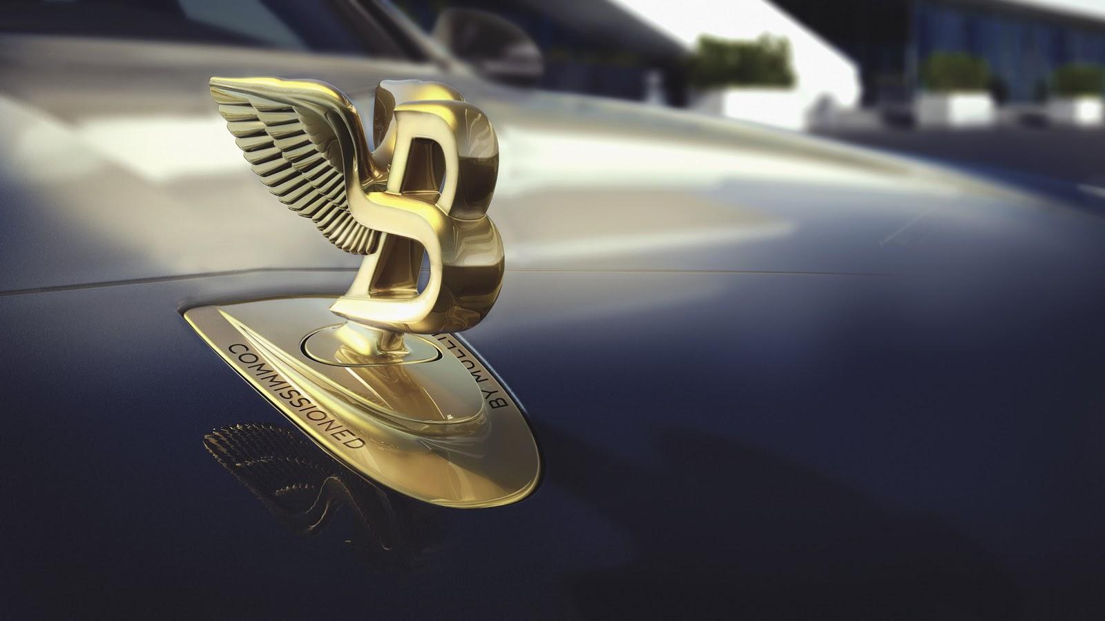 بنتلی ساخته شده از طلا و نقره واقعی