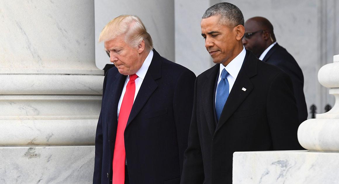 اتهام شنود علیه اوباما؛ آیا ترامپ فرار به جلو می کند؟