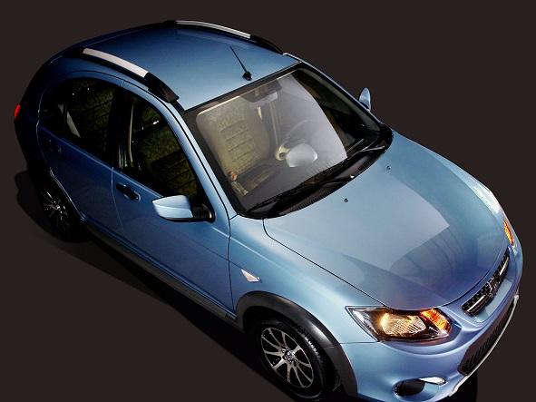 جزئیاتی از جدیدترین خودروی سایپا /  کوئیک نام خودروی جدید / ارزان ترین شاسی بلند بازار چگونه است (+عکس)