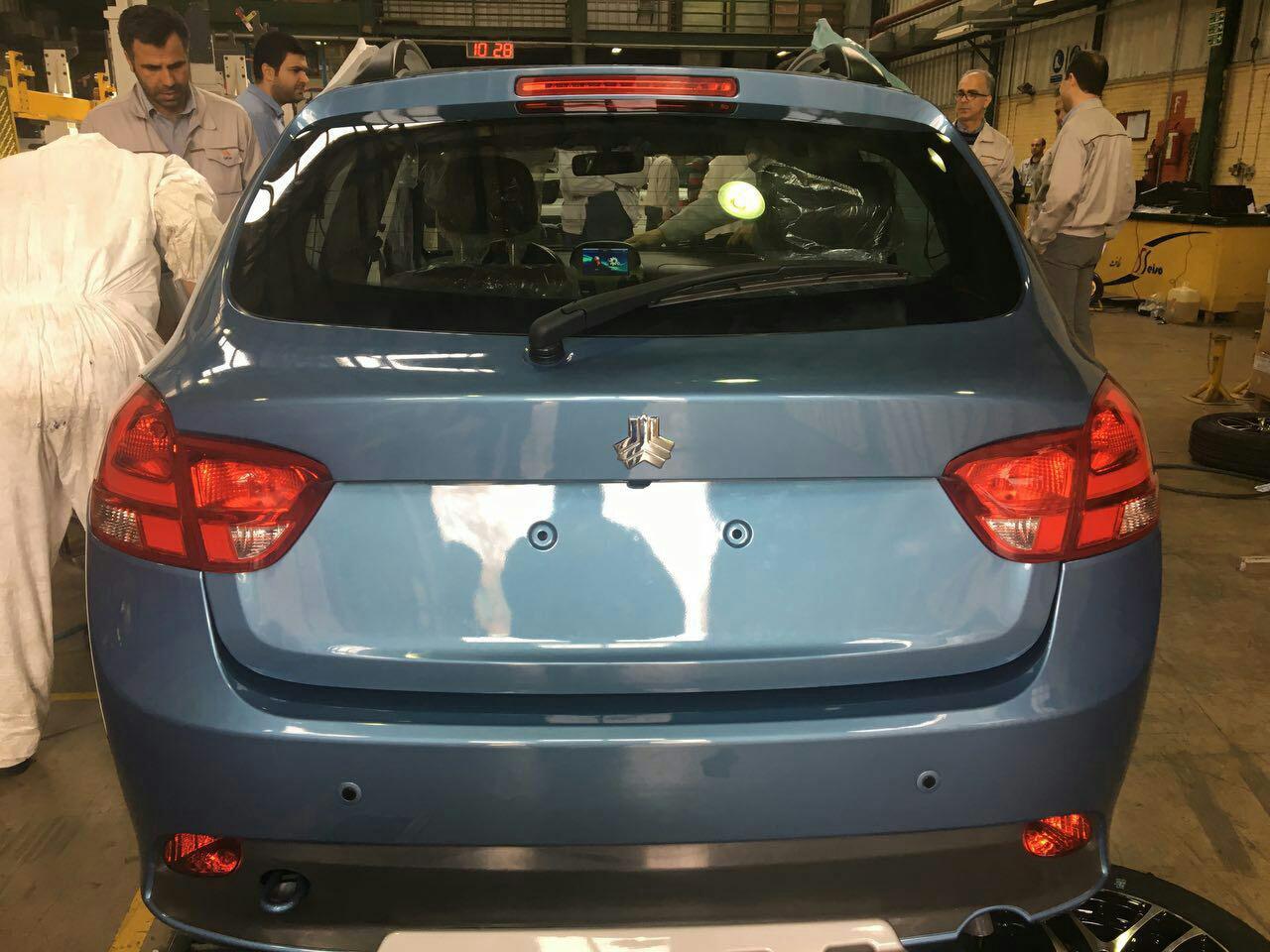 جزئیات جدیدترین خودروی سایپا / کوئیک نام خودروی جدید / ارزان ترین شاسی بلند بازار چگونه است؟ (+عکس)