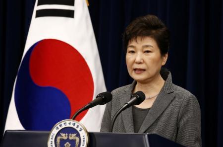 کره جنوبی: رئیس جمهور از شرکت سامسونگ رشوه گرفته است