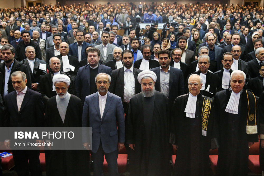 شصت و چهارمین سالروز استقلال کانون وکلای دادگستری (+عکس)