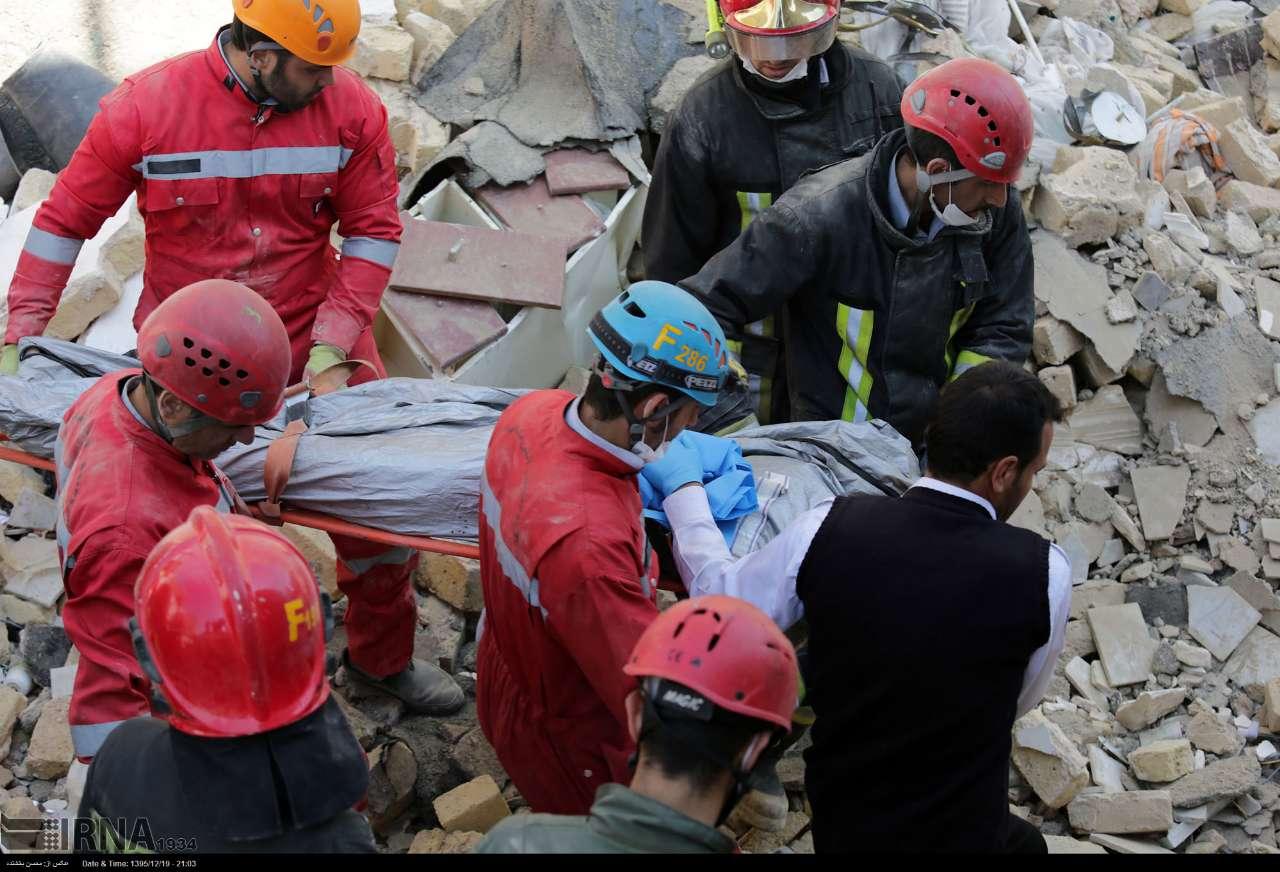 انفجار و ریزش منزل مسکونی در مشهد/ مرگ 2 کودک (+عکس)
