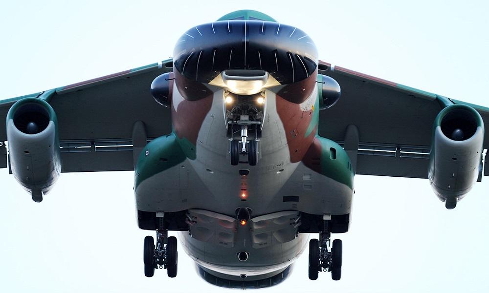 پرنده کاواساکی؛ ویژه جنگ الکترونیک!(+عکس)