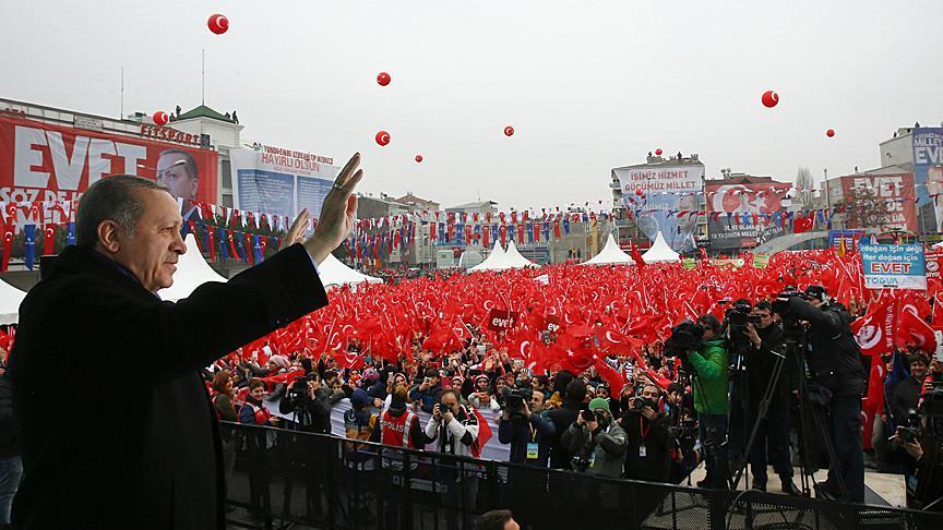 نفرت اروپایی از اقتدارگرایی اردوغانی