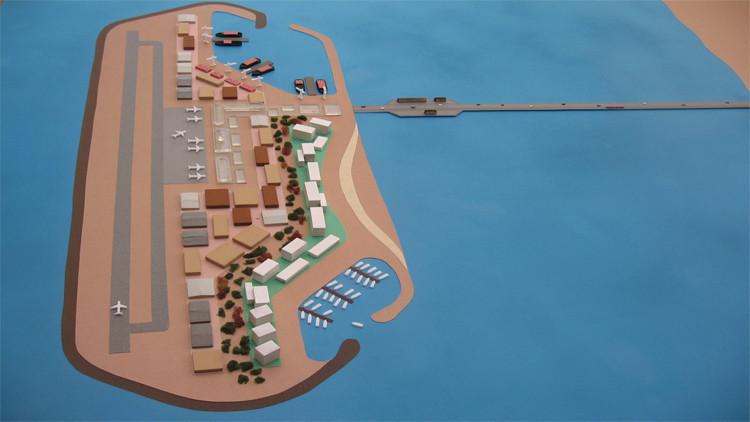طرح وزیر اسرائیلی برای ساخت یک جزیره مصنوعی در سواحل غزه / چین و عربستان؛ سرمایهگذاران احتمالی