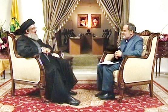 سید حسن نصر الله: بقای عمر رهبر ایران از بقای هر یک از ما مهم تر است