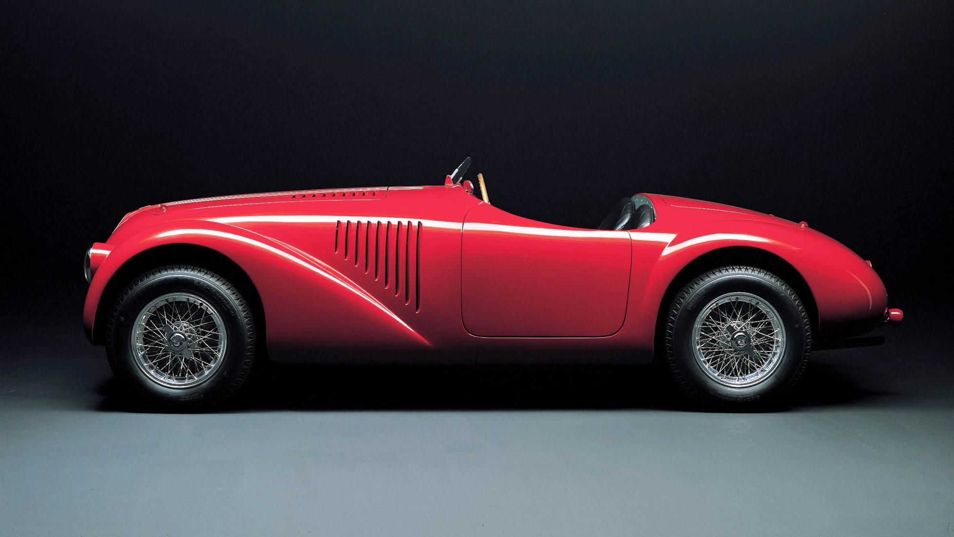 اولین خودروی جاده ای فراری
