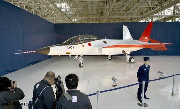 آمریکا نفروخت، ژاپن رادارگریز ساخت! (+عکس)
