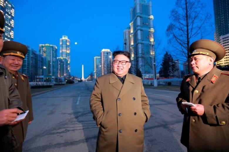 گام جدید کره شمالی در توسعه موشک های قاره پیما