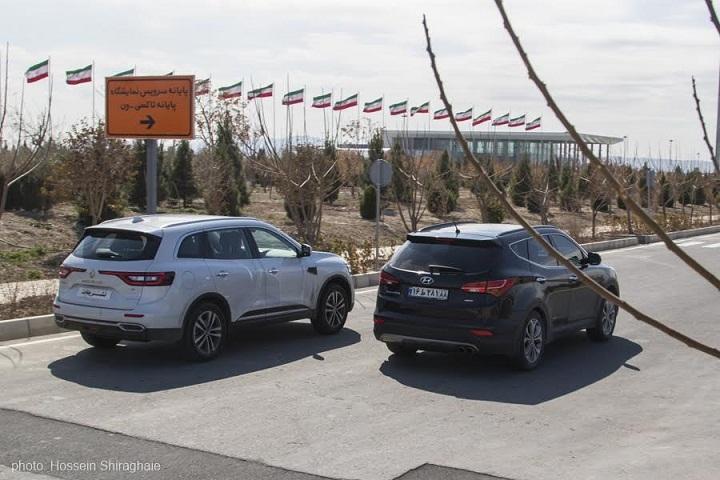 تست و برسی شاسی بلند جدید رنو در ایران / وقتی قد بلند رنو، رقبا را تهدید می کند (+عکس)