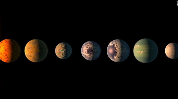 هیجان انگیز ترین کشف نجومی ؛ احتمال پایان دوران تنهایی بشر